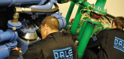 Generator Spare Parts | Dale Power Solutions
